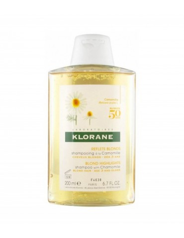 KLORANE CAMOMILLE SHAMPOOING